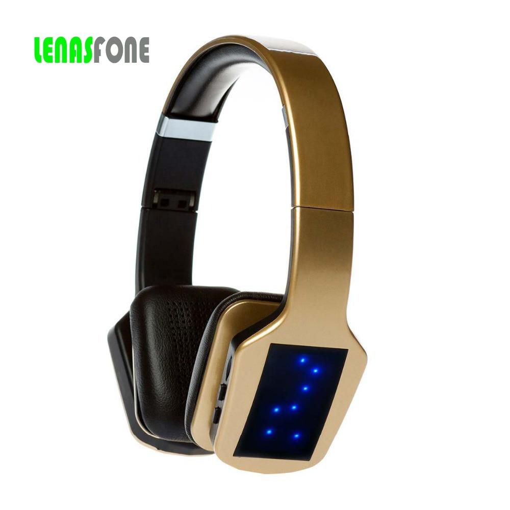 bilder für Neue s650 stirnband wireless kopfhörer stereo-musik bluetooth kopfhörer mit tf fm radio für handy mp4 pc casque bluetooth