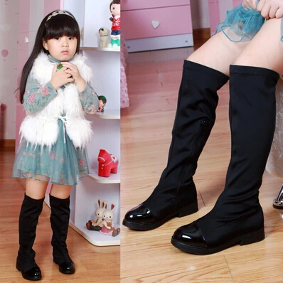 Popular Knee Boots Children-Buy Cheap Knee Boots Children lots ...