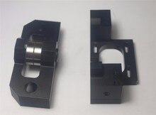 Horizon Elephant Lulzbot TAZ 3D printer upgraded Parts metal aluminum alloy X-stepper motor mount+X axis bearing mount kit
