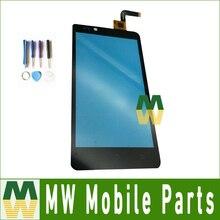 1 шт./лот для highscreen omega prime сенсорный стекло сенсорного экрана планшета сенсорная панель с инструментами