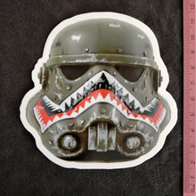 Everybody likes Movie Star Wars Part 2 PVC notebook luggage fridge slide sticker Buy 3 Free 1(China)