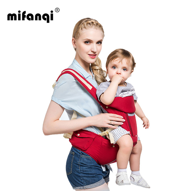 Baby Sling Stretchy Wrap Carrier 10-12 Months 12kg 360 Baby Carrier Face-To-Face Cotton Solid Kangaroo Carry Echarpe Porte Bebe