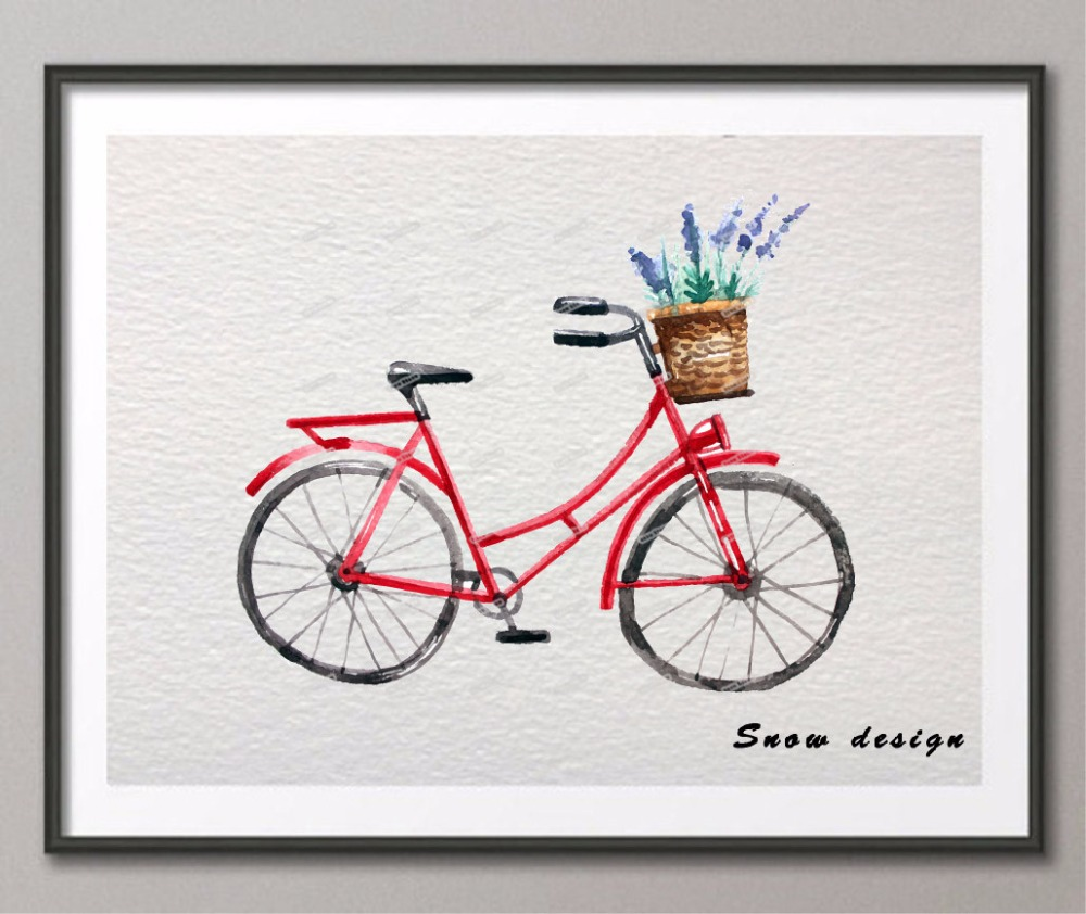 Bike Wall Art popular bicycle wall art-buy cheap bicycle wall art lots from