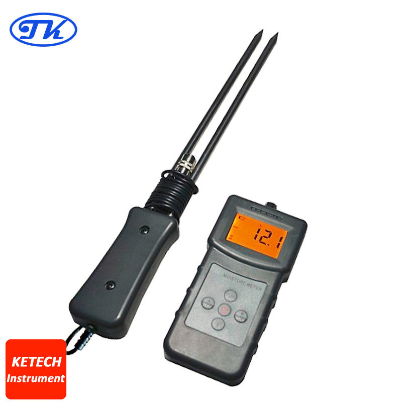 MS-G  Moisture Meter for Nuts, cashew nut, Soybeans mc 7806 digital moisture analyzer price with pin type cotton paper building tobacco moisture meter