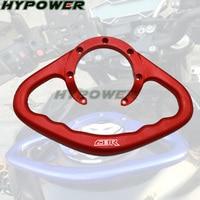 For Honda CBR 600 1991 08 CBR1000R Fireblade 00 16 CNC Passenger Handgrips Hand Grip Tank Grab Bar Handles Armrest Tank 4 colors