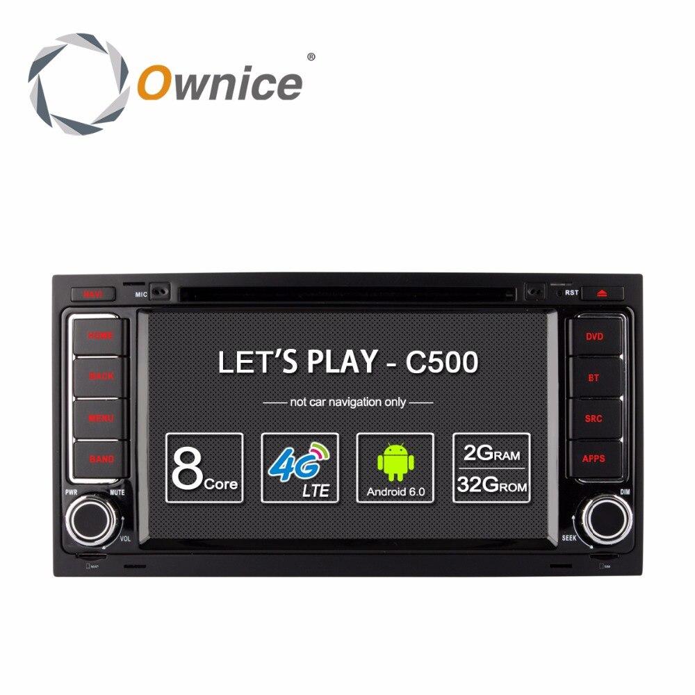 4G SIM LTE Android 6.0 Octa 8 Core voiture DVD GPS Radio pour Volkswagen VW Touareg T5 Transporter Multivan 2004-2011 système stéréo