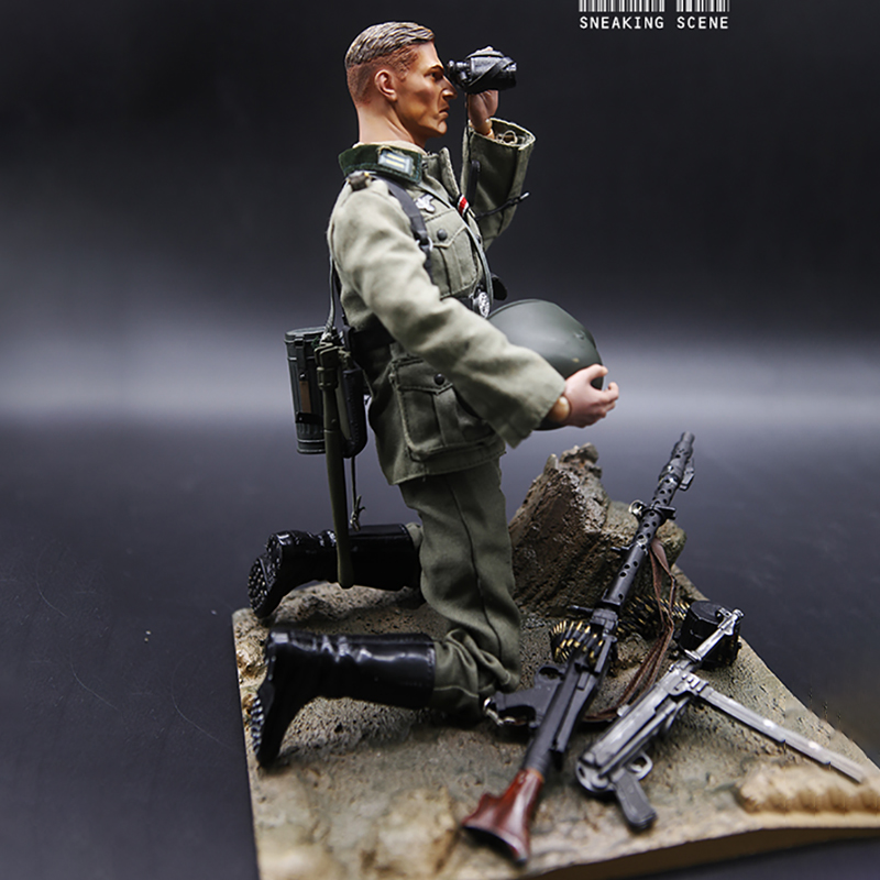TopToys 1/6 Scale Scalestore Scenes Accessories Model Soldiers Root Platform Resin Special forces Fit 12