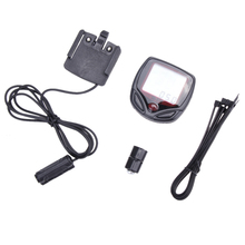 1Set Cycle Computers GPS Waterproof 15 Function LCD Bike Bicycle Odometer Speedometer Cycling Speed Meter Bicycle Electronics