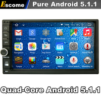 2 Din Quad Core Pure Android 4 4 Car DVD For NISSAN PATHFINDER TREEANO 2005 2010