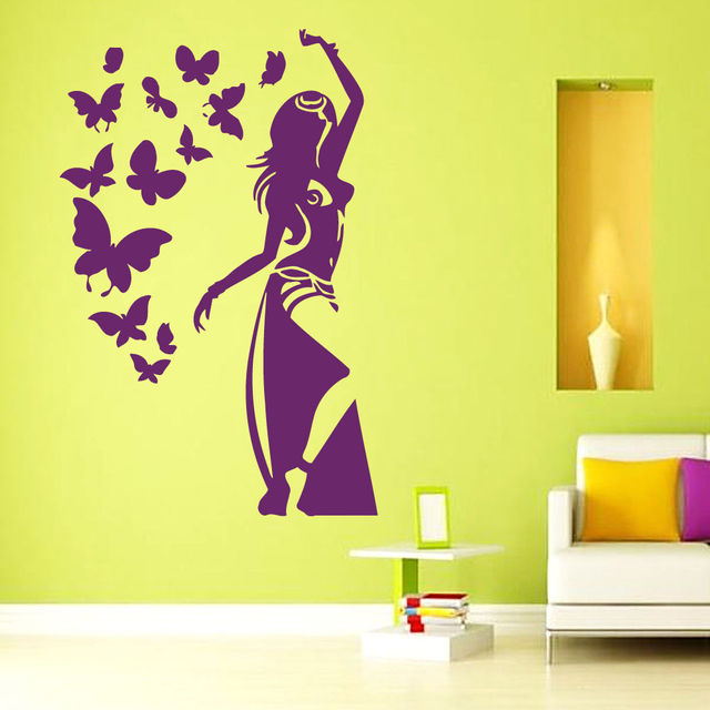 Nice Ballerina Wall Decor Elaboration - All About Wallart ...