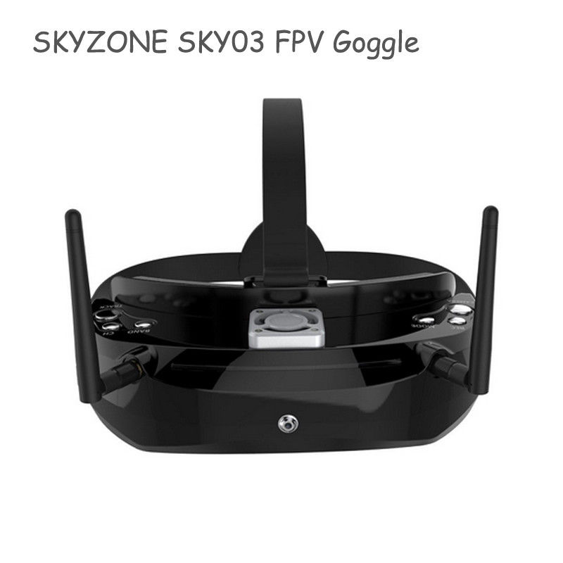 Skyzone SKY03 Goggles FPV Glasses With 3D Camera For RC Racing Drone Quadcopter