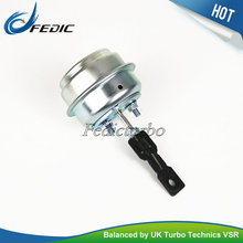 Турбонагнетатель привод GT1749V 756062 турбонагнетатель для Doge Jeep Seat Skoda VW 2.0TDI 103Kw 140HP BKD BMM 2003-2008