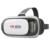 Vr ii cuadro 2.0 google cartón 3d juegos película gafas versión virtual vidrio de realidad para iphone 5 6 6 s plus samsung s7 s6 edge S5