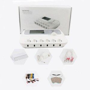 Image 5 - Estimulador elétrico de baixa frequência sdz iii, tratamento de agulhas para acupuntura muscular e massageador muscular