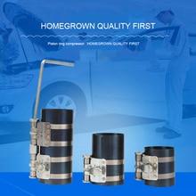 все цены на 3-6 inch Car Engine Piston Ring Compressor Retractor Piston Ring Ratcheting Installation Disassembly Tool Engine Repair Tool онлайн