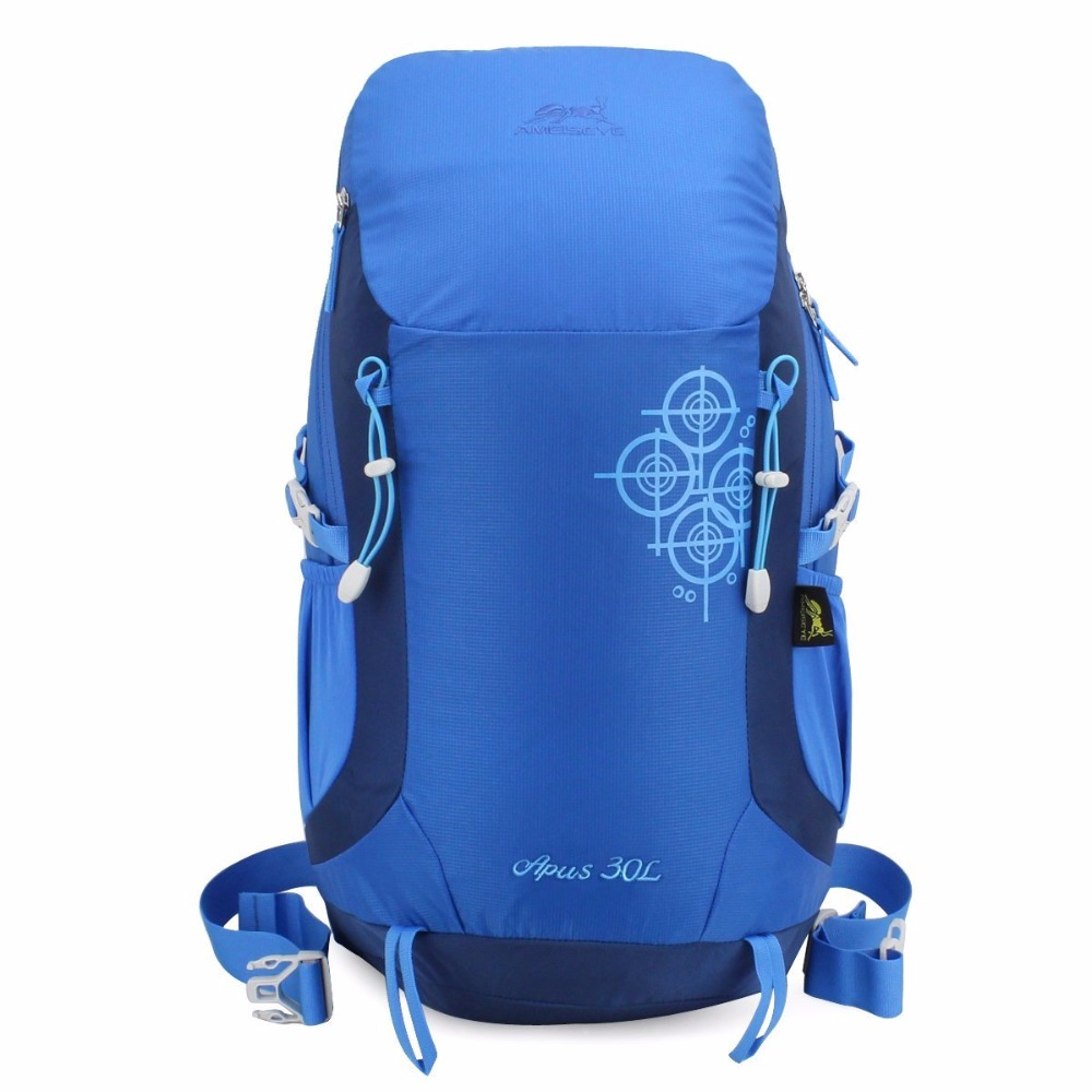 420D 30L UL Lightweight Backpack Outdoor Air Bag Tourist Camping Backpack for Fishing Waterproof Sports Bag Male Mochila Camping outdoor sports waterproof dry floating bag for fishing surfing camping 30 litre
