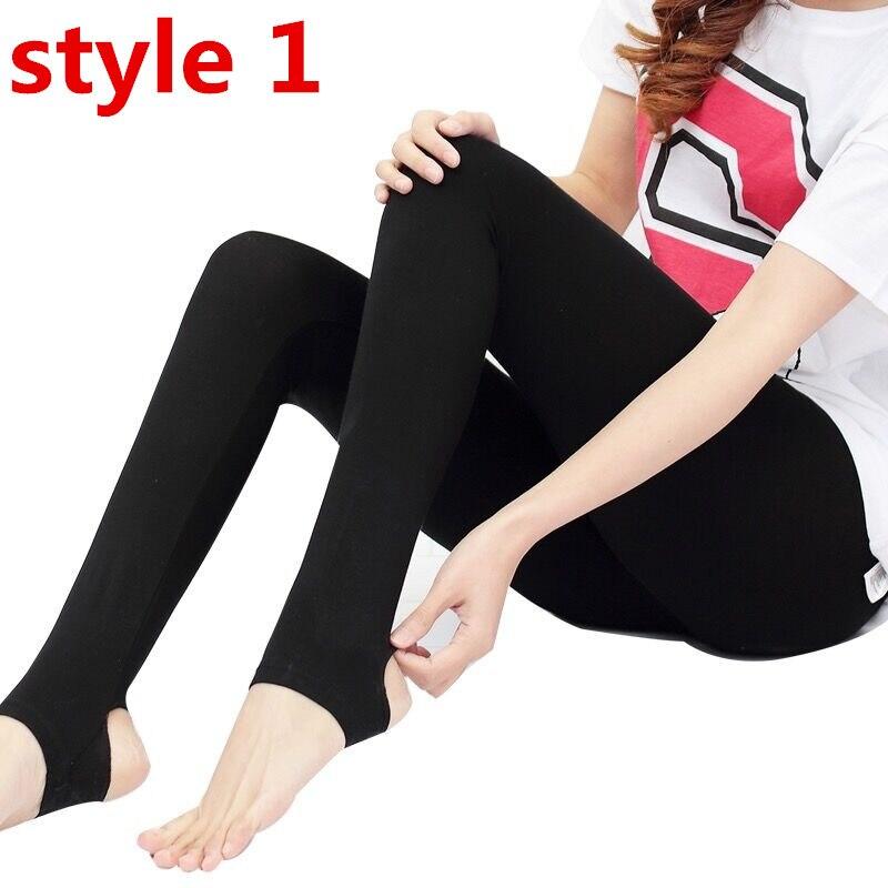 Высококачественные женские теплые бархатные леггинсы, штаны на весну, осень и зиму, вязаные обтягивающие леггинсы - Цвет: warm leggings