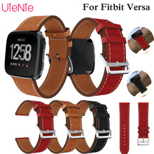 Replacement Watch band Leather wrist Watchband Strap Bracelet Belt For fitbit versa Smart Watch wristband 2018 New Arrival band replacement watch band leather wrist watchband strap bracelet belt for fitbit versa smart watch wristband 2018 new arrival