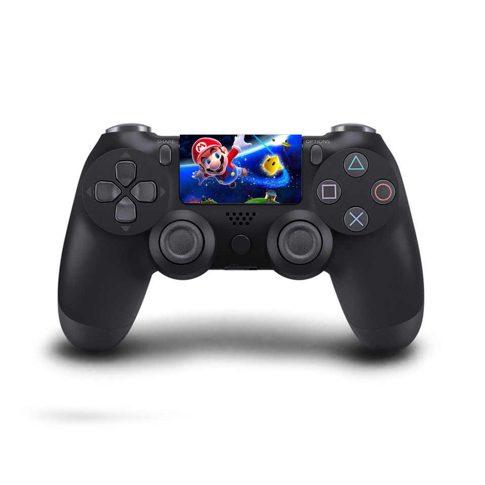 Joker Desain Touch Pad Sticker Pvc Vinil Kulit Penutup untuk PS4 Controller Gamepad untuk PlayStation DualShock 4 Pro Slim Stiker