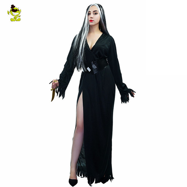 2018 New Halloween Party Europe Devil Costume Women Corpse Bride Sexy Dress Cosplay Costume Bloody Creepy Party Zombie Costumes  sc 1 st  Aliexpress & Online Shop 2018 New Halloween Party Europe Devil Costume Women ...