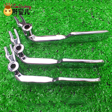 Smile Boy Aolly Handle Ice Cream Machine Alloy Maker Part 1pcs For Guangshen