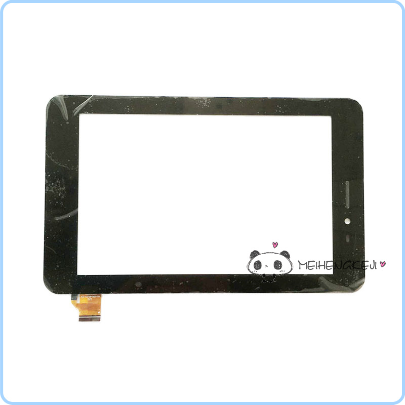 все цены на New 7'' inch Digitizer Touch Screen Panel glass For DNS AirTab PF7001 Free Shipping онлайн