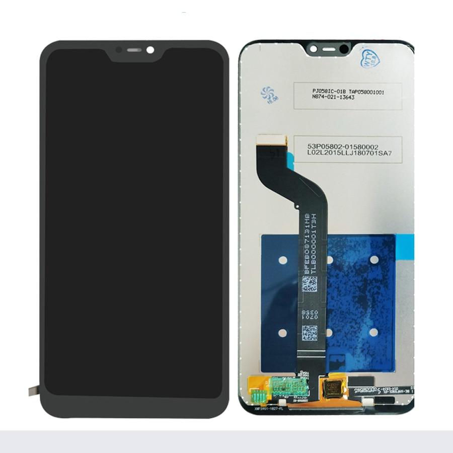 Affichage Pour Redmi 6 Pro LCD Écran Tactile Digitizer Assemblée Digitizer Pour Xiaomi Redmi 6 Pro affichage Remplacement