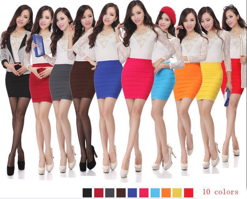 Aliexpress.com : Buy sexy high waist pencil skirts women mini wide ...