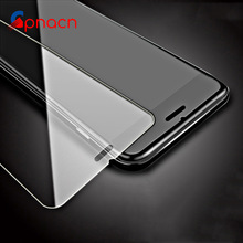 9H tempered glass For iphone 5 5s 5c SE 6 6s plus 7 plus screen protector For iPhone 7 Plus protective guard film front case
