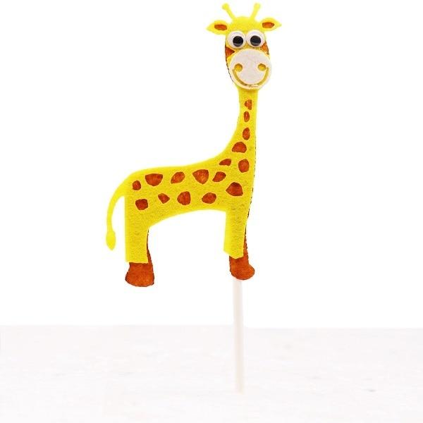 Giraffe Monkey 1st birthday decorations 5c64f9ae5e4e1