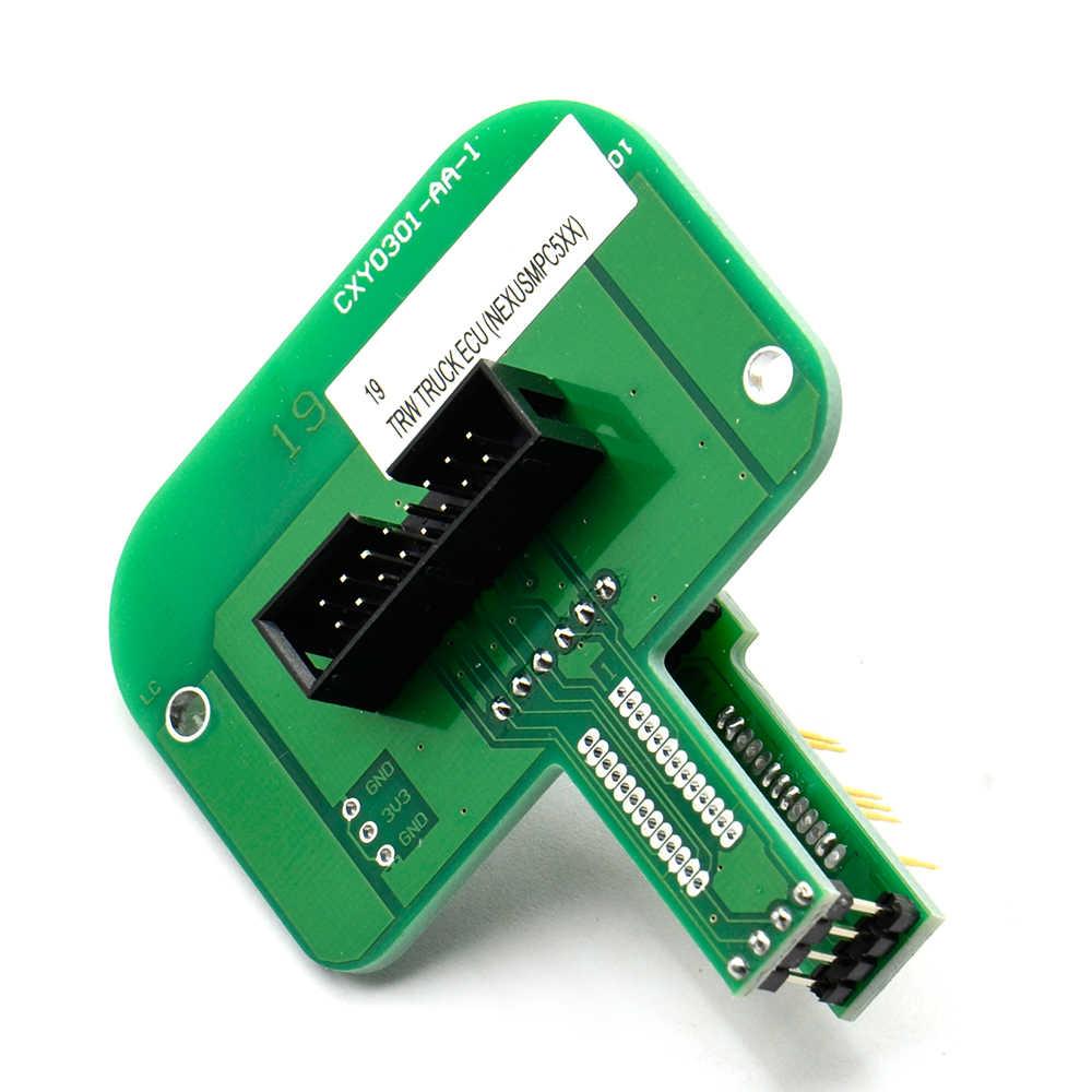 4Pcs LED BDM Probe Pens Pins Fit for Ktag Kess V2 Fgtech BDM100 ECU New