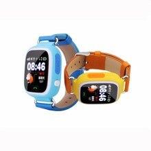 Touchscreen baby smartwatch für Kinder sicher SOS helfen Smartphone mit SOS Unterstützung GSM Android IOS Telefon Anti Verloren Baby geschenk
