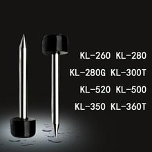 Электроды для оптического кабеля ftth 5 пар для Jilong KL260/280/300 T Fusion Splicer