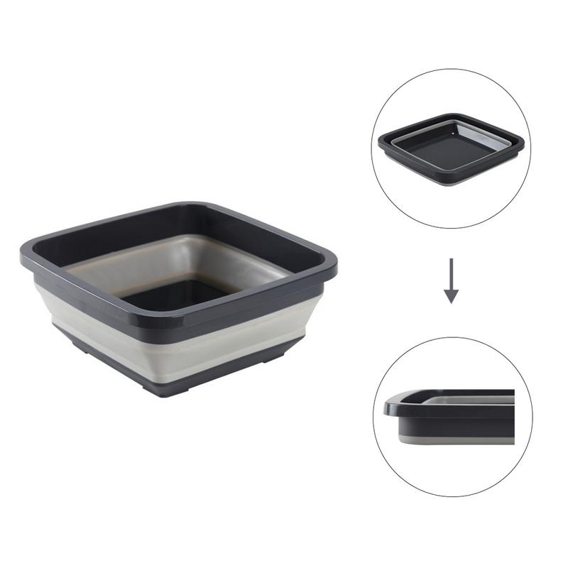 Detail Feedback Questions About Foldable Washbasin Retractable Household Kitchen Fruit Vegetable Portable Thickened Travel Outdoor Car Laundry Washing Basin
