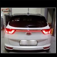 Citycarauto Car Styling Tail Lamp REAR Braket Lights Warning Lights Fit For Kia Kx5 Sportage Car