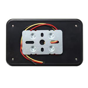 Image 4 - 36LED Auto Interieur Lichtkoepel ABS Wit Plafond Lamp voor 12 V Marine Boot Camper Accessoires
