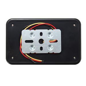 Image 4 - Luz de techo Interior ABS para coche, lámpara de techo blanca para barco casa rodante marino de 12V, accesorios, 36LED
