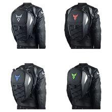 Waterproof Motorcycle Tail Bag Multi-functional Durable Rear Seat High Capacity Rider Backpack