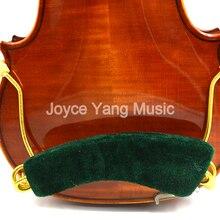 Full-Size Violin-Shoulder-Pads Rest 1/8 Velvet Adjustable Metal Common 4/4-3/4