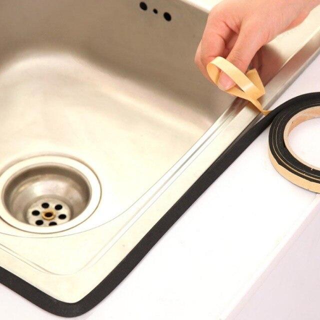 Kitchen Bathroom Wall Sealing Waterproof Tape Roll 3