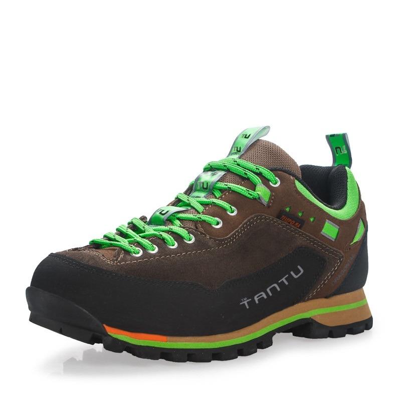 14af1869973 Hot Sale] TANTU 2019 Waterproof Hiking Shoes Mountain Climbing Shoes ...
