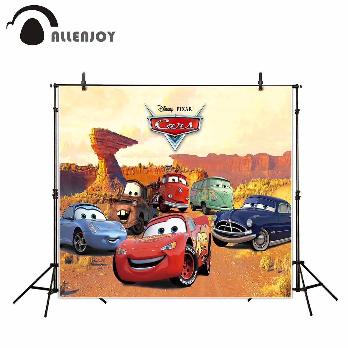 Allenjoy vinyl photographic background Super Racing US Movie Lightning Photographic background for study Photo background