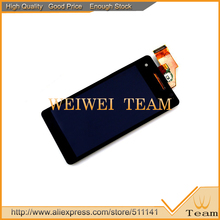 For Sony Xperia V LT25i LT25 LCD Display + Touch Screen Digitizer Assembly Black