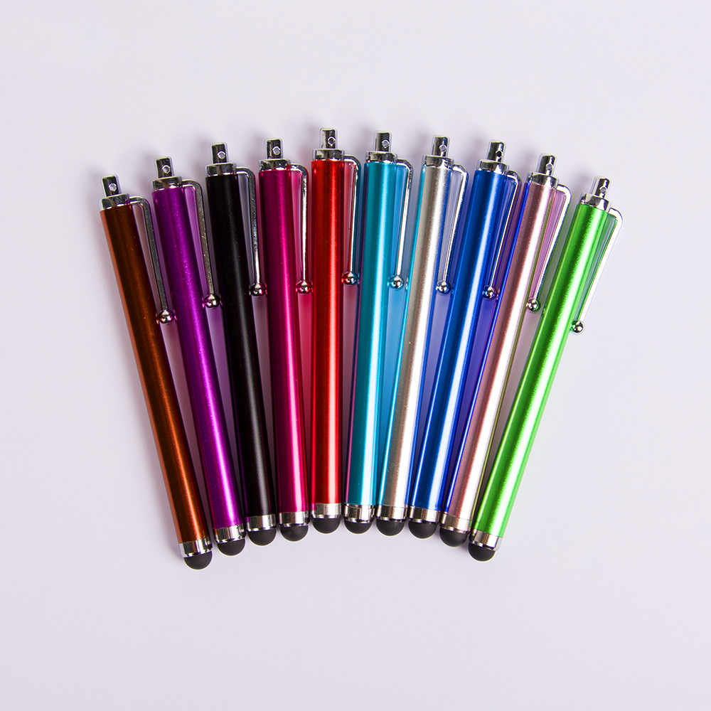 ستايلس القلم ل أقراص الروبوت اللمس القلم 1 قطعة العالمي قلم شاشة اللمس ستايلس لباد فون اللوحي هاتف الكمبيوتر ستايلس اللمس #20