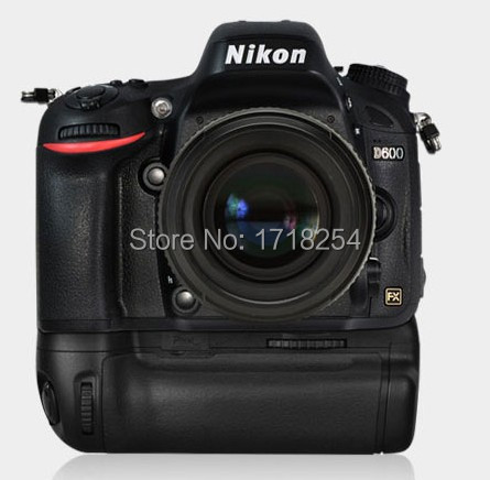 цены Pixel Vertax MB-D14 For Nikon D610/D600 Battery Grip High Quality+2 Years Warranty