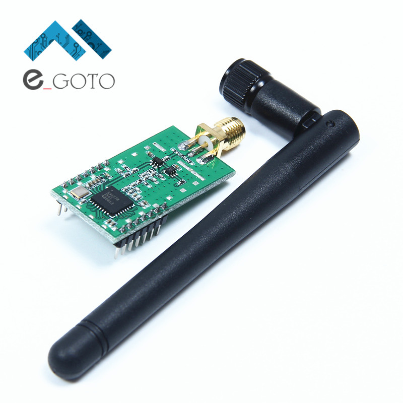 SX1278 433MHz Wireless Transceiver Module Long-Distance Receiver and transmitter LoRa SPSP Module