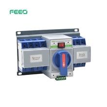 Interrupteur de transfert automatique manuel, pour générateur 2/3/4P