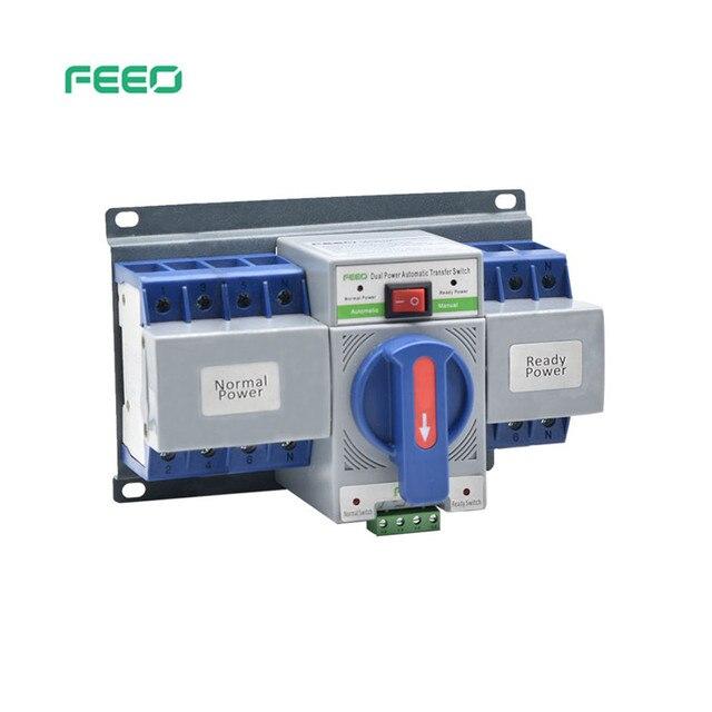 Manuelle Automatische Transfer Schalter für generator 2P 3P 4P