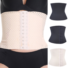 Women Self-heating Bodybuilding Belts High Elastic Waist Support Breathable Mesh Health Care Lumbar Back