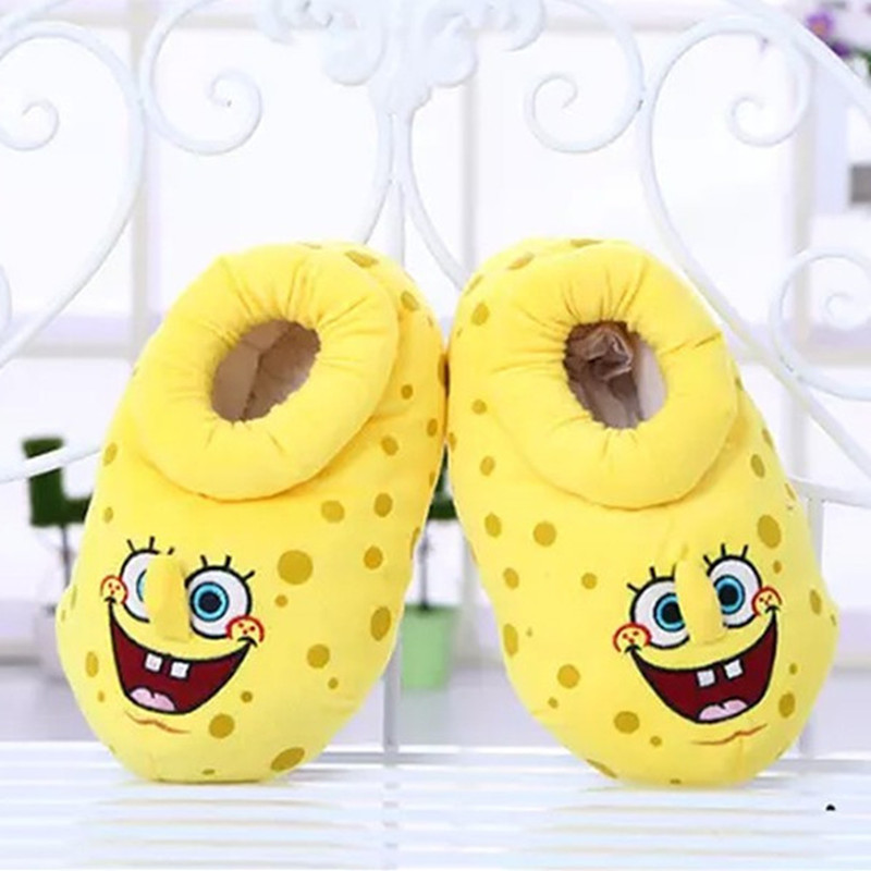 Spongebob slippers for adults